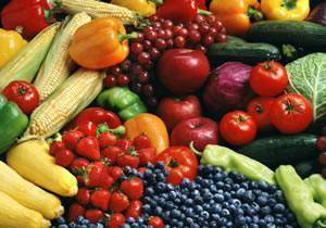 Produce and Markets in Racine